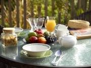 Cottage Breakfast table
